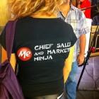 Nataša Đukanović - chief sales + marketing ninja