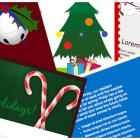 Groupmail Christmas templates
