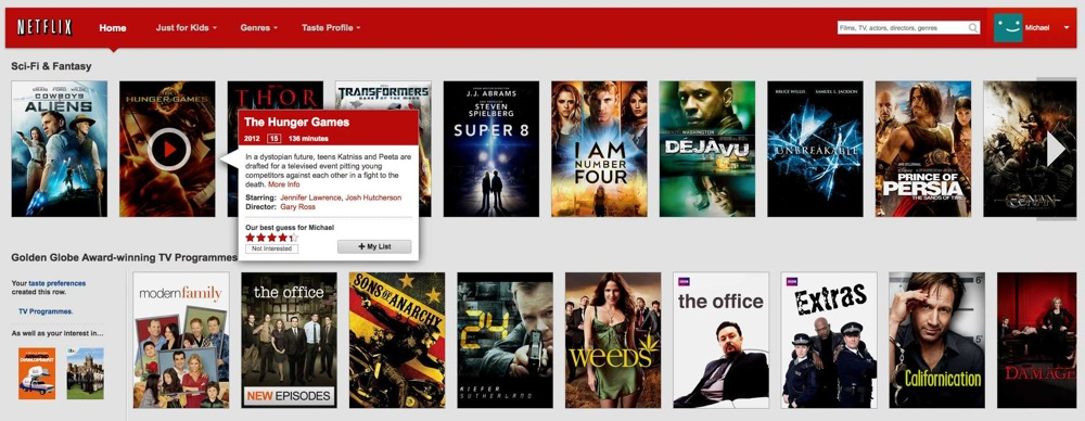 how to download netflix shows on my laptop