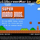 Full Screen Mario