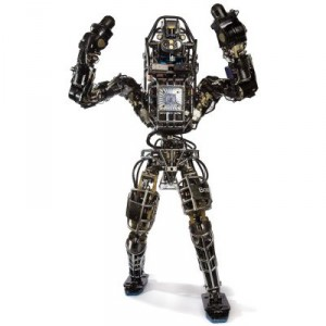Atlas - The Agile Anthropomorphic Robot, Pic: Boston Dynamics