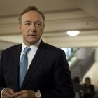 """Kevin Spacey in a scene from Netflix's """"House of Cards."""" Photo credit: Melinda Sue Gordon for Netflix."""