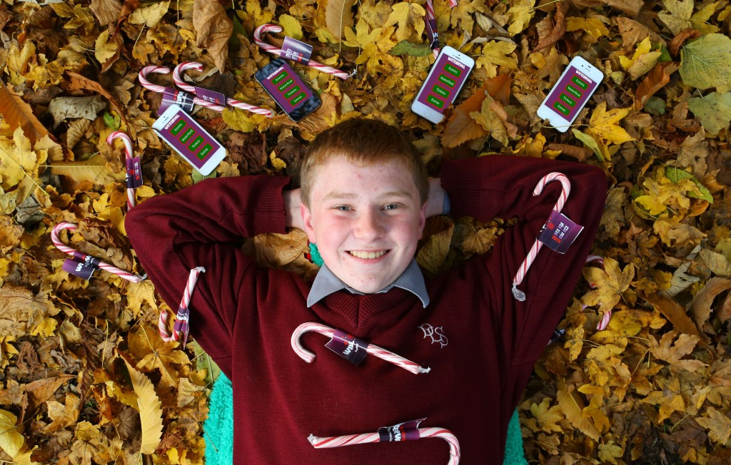 14-year-old Waterford coder Jordan Casey has launched a brand new Free App for visitors to the Winterval Festival, which is taking place in Waterford