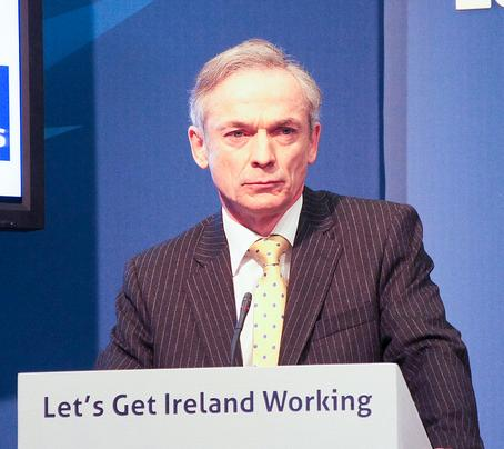 Richard Bruton TD, Minister for Jobs, Enterprise and Innovation