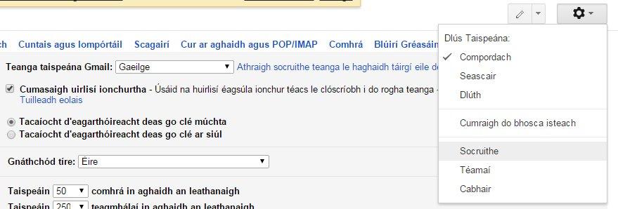 gmailgaeilge3