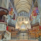 Interior of St Patrick's Cathedral, on Google Streetview