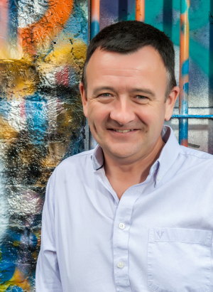 Colm Lyon, Founder & CEO, Realex Payments