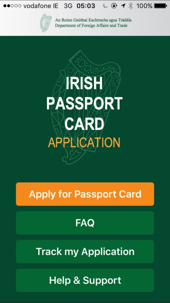 irish-passport-card-app-welcome-screen