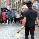 Performer-Edinburgh