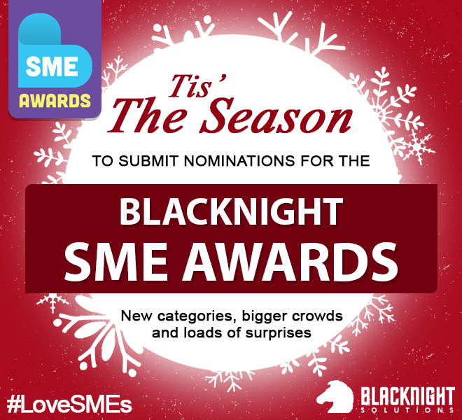 Enter the Blacknight SME Awards for free until January 7! #LoveSMEs