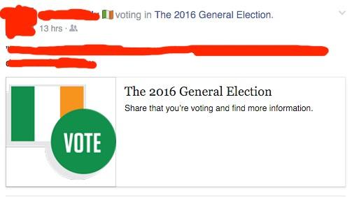 facebook-general-election-ireland-status-2016