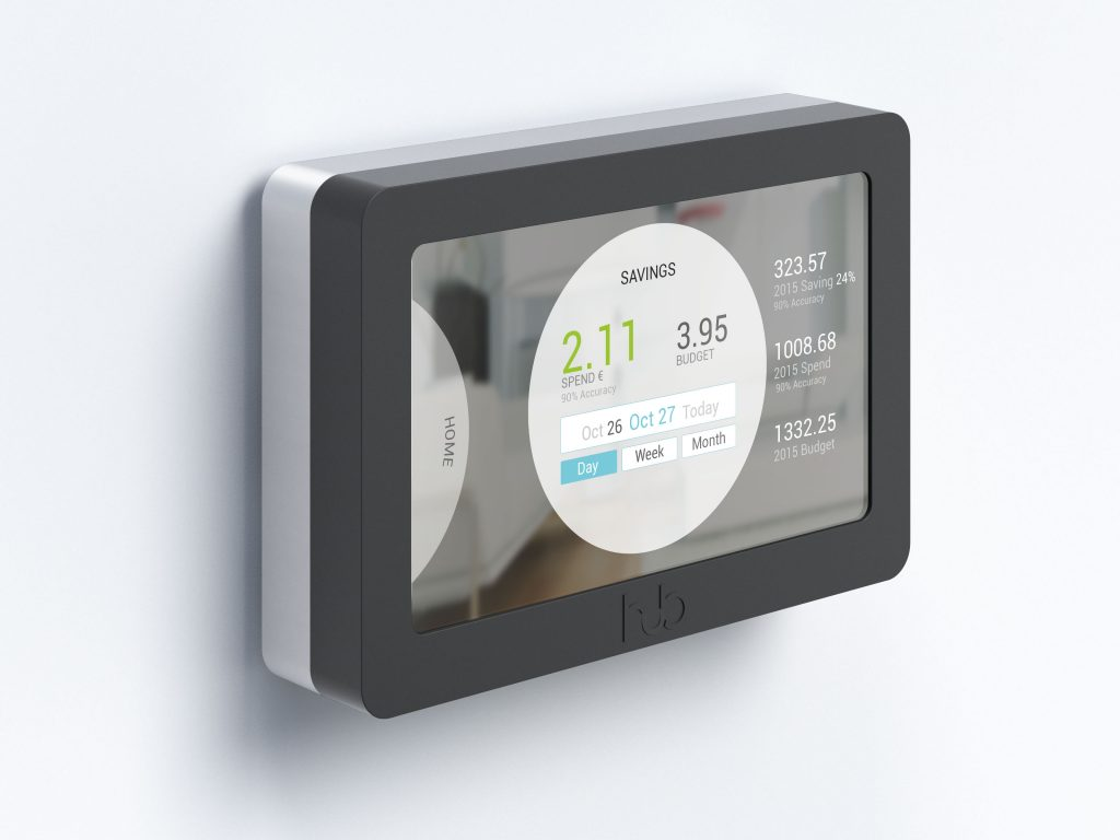 The HUB Controller Smart Thermostat will go on sale in June