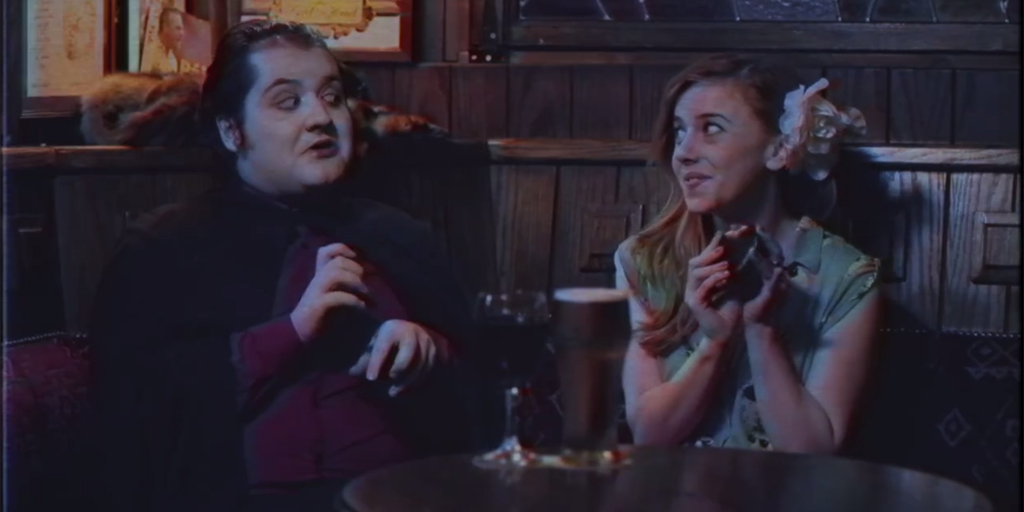New Irish Vampire Web Comedy on Life & Undeath for the Tinder Generation