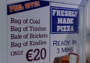 Bag of Kindles
