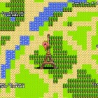 Eiffel Tower 8 bit Google Maps version