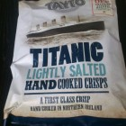 Taytos - as served on the Titanic, didn't you know?