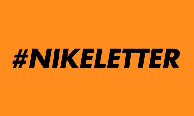 #Nikeletter