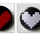 Spike Badges Valentine's Day