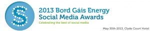 social media awards 2013