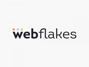 webflakes logo