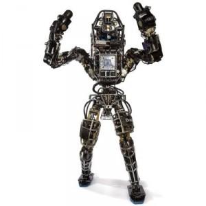 Atlas - The Agile Anthropomorphic Robot, Pic: Boston Dynamics