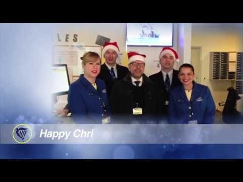 Video thumbnail for youtube video Ryanair - It Takes More than a Beard to Play Santa