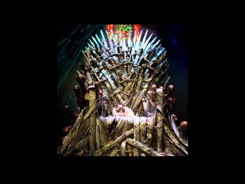 Video thumbnail for youtube video Grumpy Cat Sits on the Iron Throne