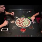 Video thumbnail for youtube video Pizza Hut Toys With Interactive Table
