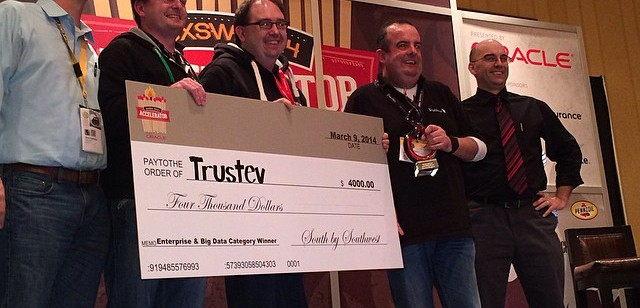 Trustev with at SXSW