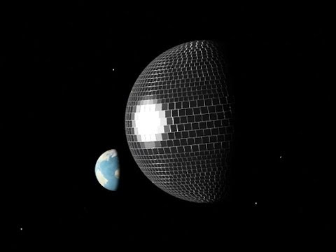 Video thumbnail for youtube video What if the Moon was a Disco Ball - No