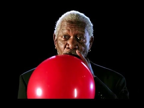 Video thumbnail for youtube video Morgan Freeman on Helium