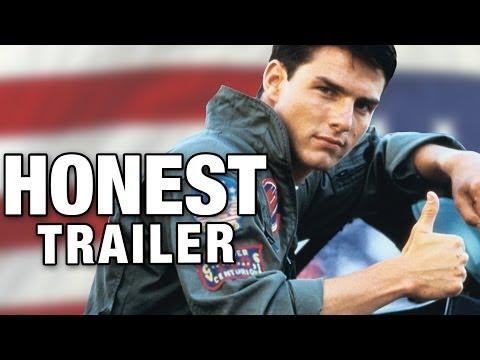 Video thumbnail for youtube video A More Honest Trailer For Top Gun