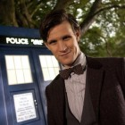Matt Smith as the Tenth Doctor