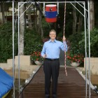 Video thumbnail for youtube video Bill Gates & Jeff Bezos Take ALS Ice Bucket Challenge To New Levels