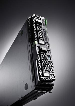 Fujitsu PRIMERGY BX2560 M1 server blade