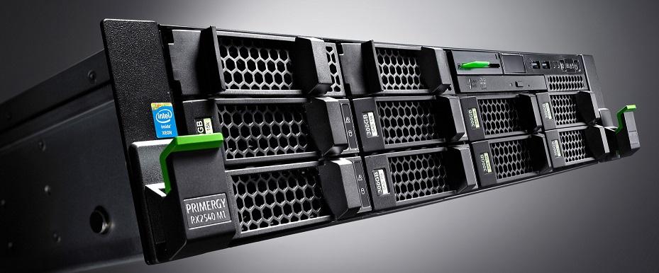 Fujitsu PRIMERGY RX2540 M1 rack server