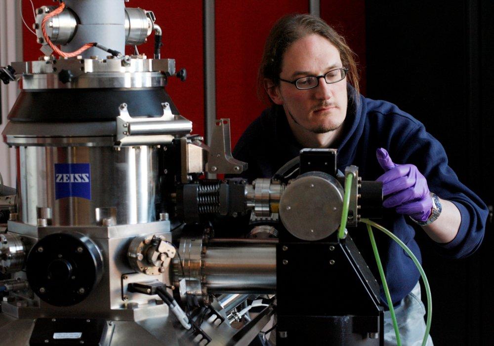 Prof Jonathan Coleman, AMBER
