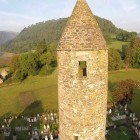 Video thumbnail for youtube video Glendalough From The Air