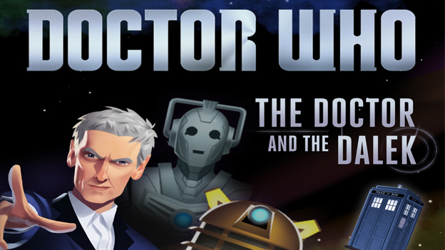 The Doctor and The Dalek, a new computer game to help kids learn to code.