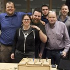 Winners of the Design and Hackathon hosted by PCH International with DCU Innovation Campus