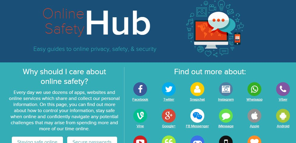 SpunOut.ie's New Online Safety Hub