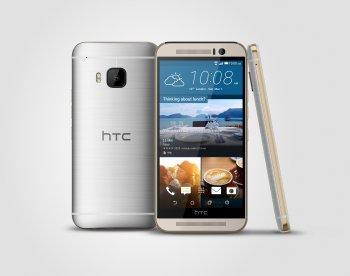 HTC One M9_Silver_3V