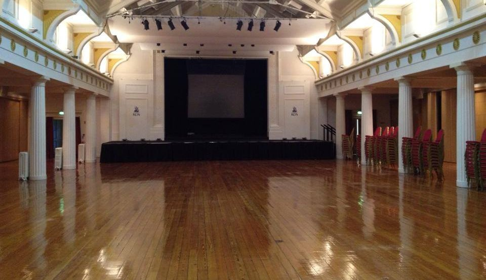 The RDS Concert Hall, which will host this years Social Media Awards