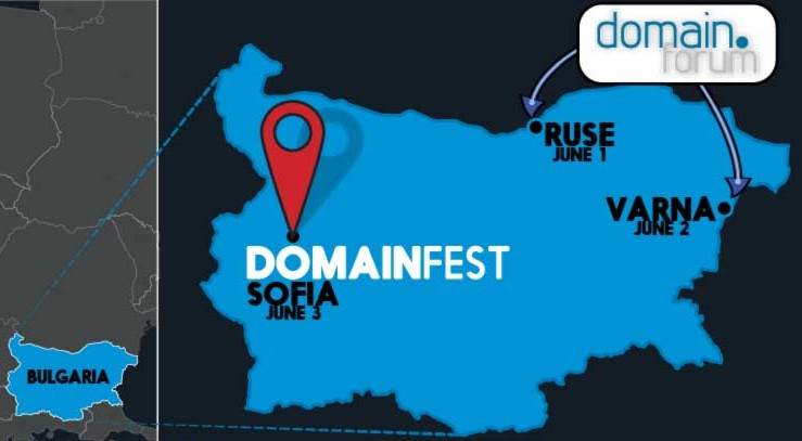 DomainFest is part of Bulgarian Internet Week
