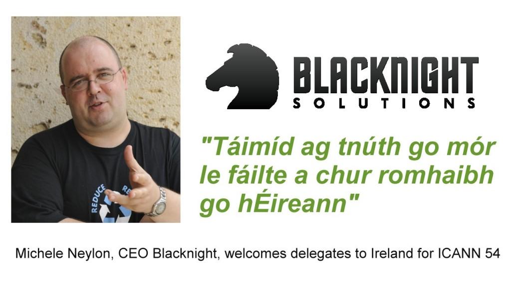 Táimíd ag tnúth go mór le fáilte a chur romhaibh go hÉireann!