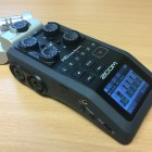 Our new Zoom H6 portable audio recorder for recording Blacknight podcasts