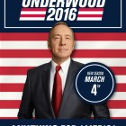 House of Cards Season 4 - 4 March 2016