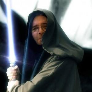 Jedi Master Michele. by Jonathan Zuck
