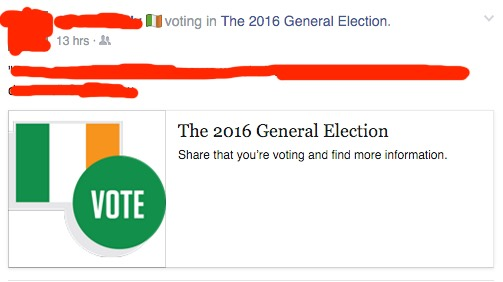 facebook-general-election-ireland-status-2016