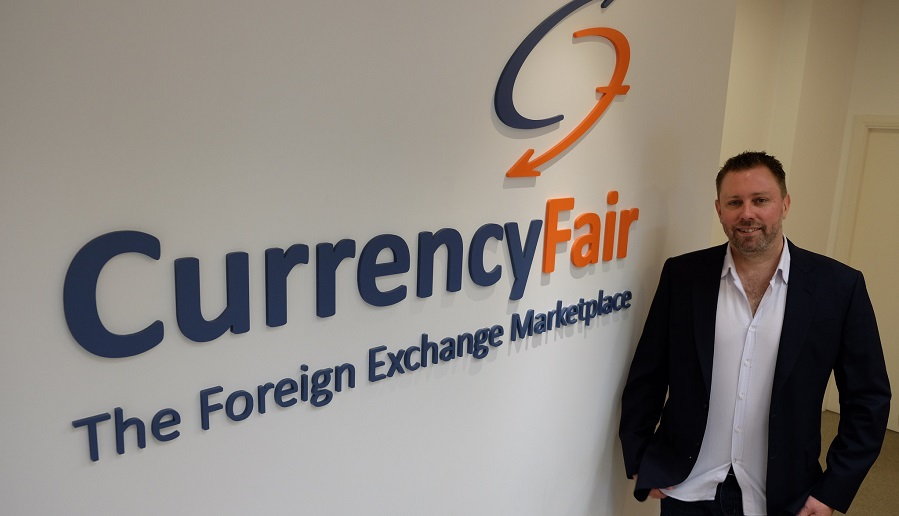 CurrencyFair CEO, Brett Myers